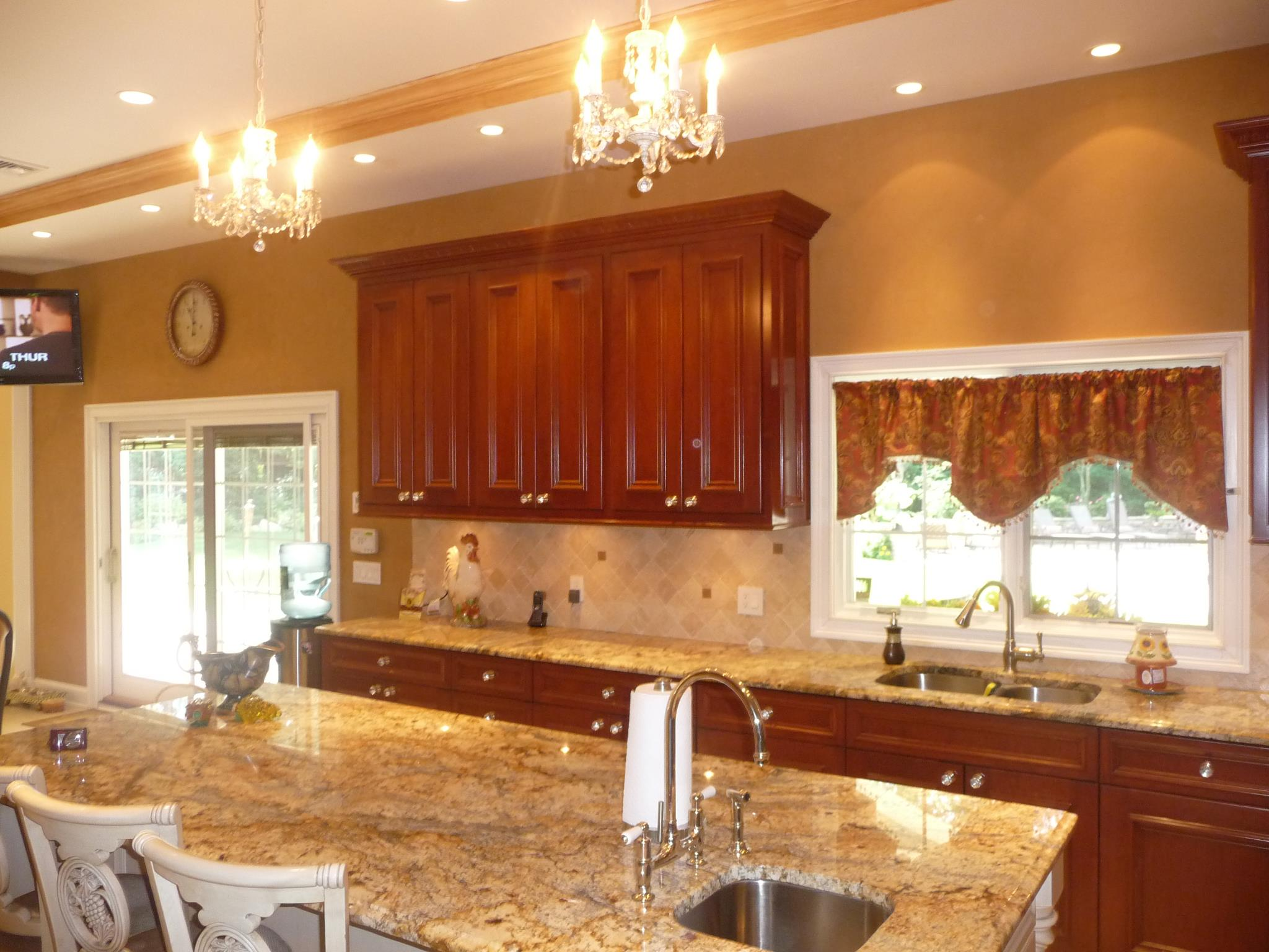 venetian plaster kitchen 2