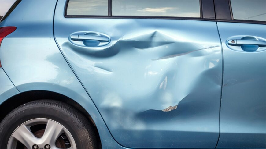 Fix Car Dents At Affordable Price