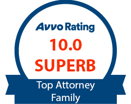 AVVO Rating Badge 10 Superb