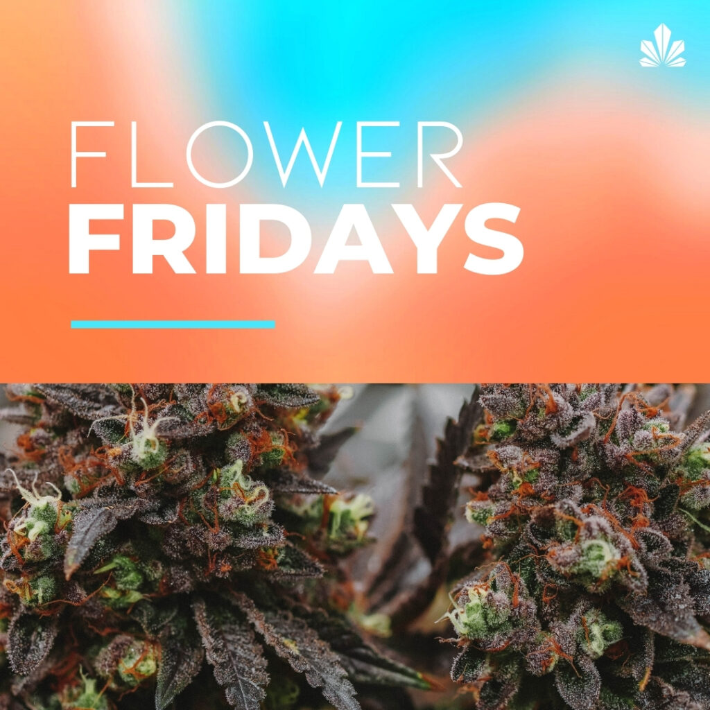 Flower Fridays Daily Specials