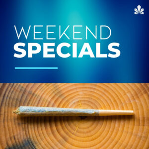 Weekend Specials Daily Specials