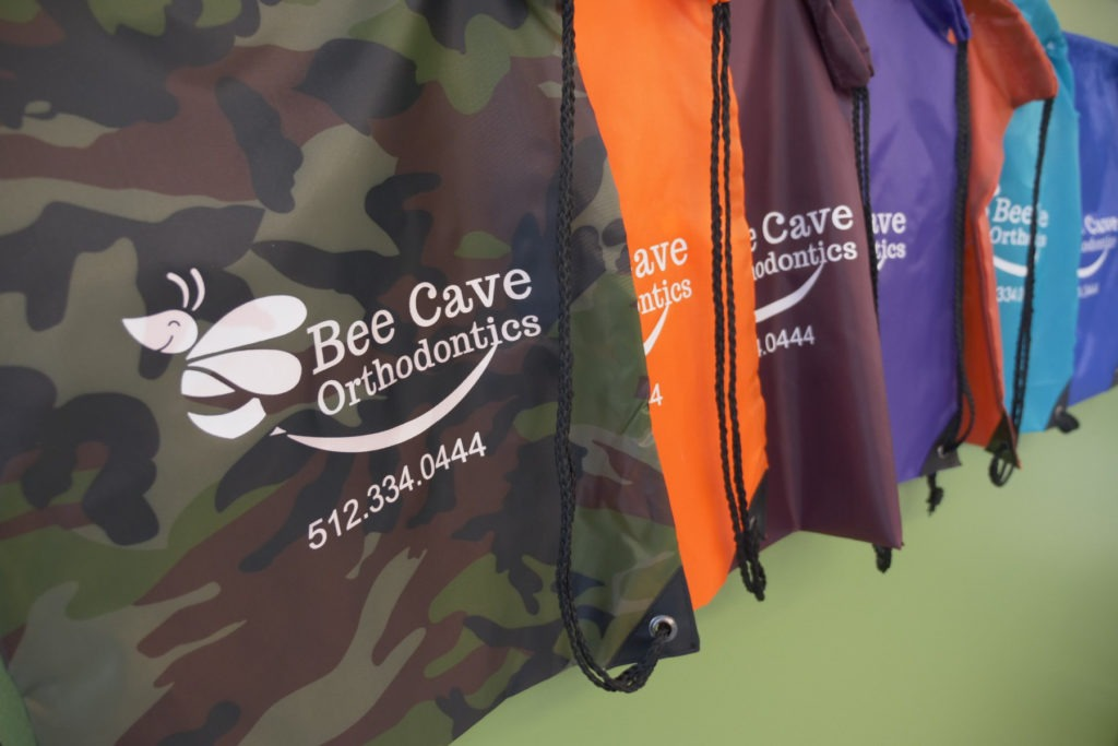 Bee Cave swag bags