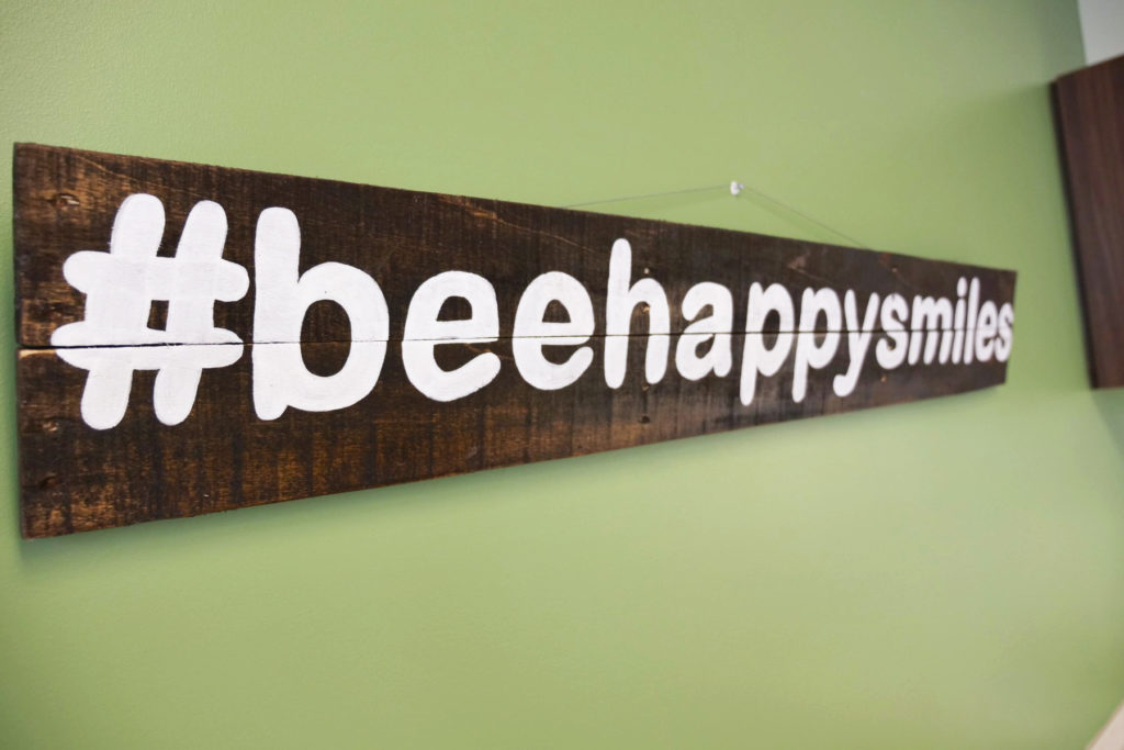 bee cave wooden sign
