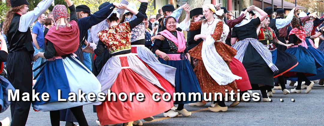make lakeshore communities