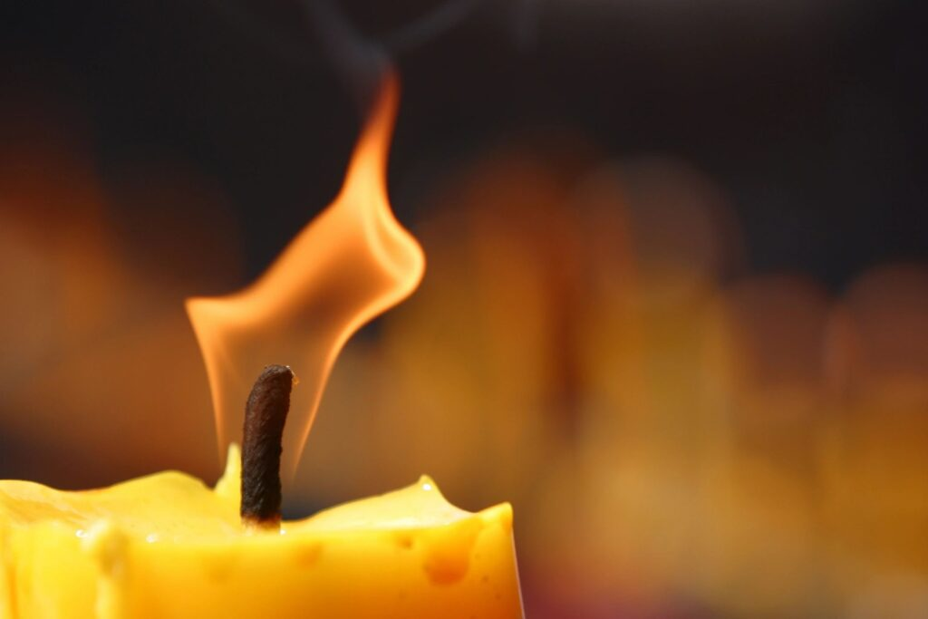 Candle Working