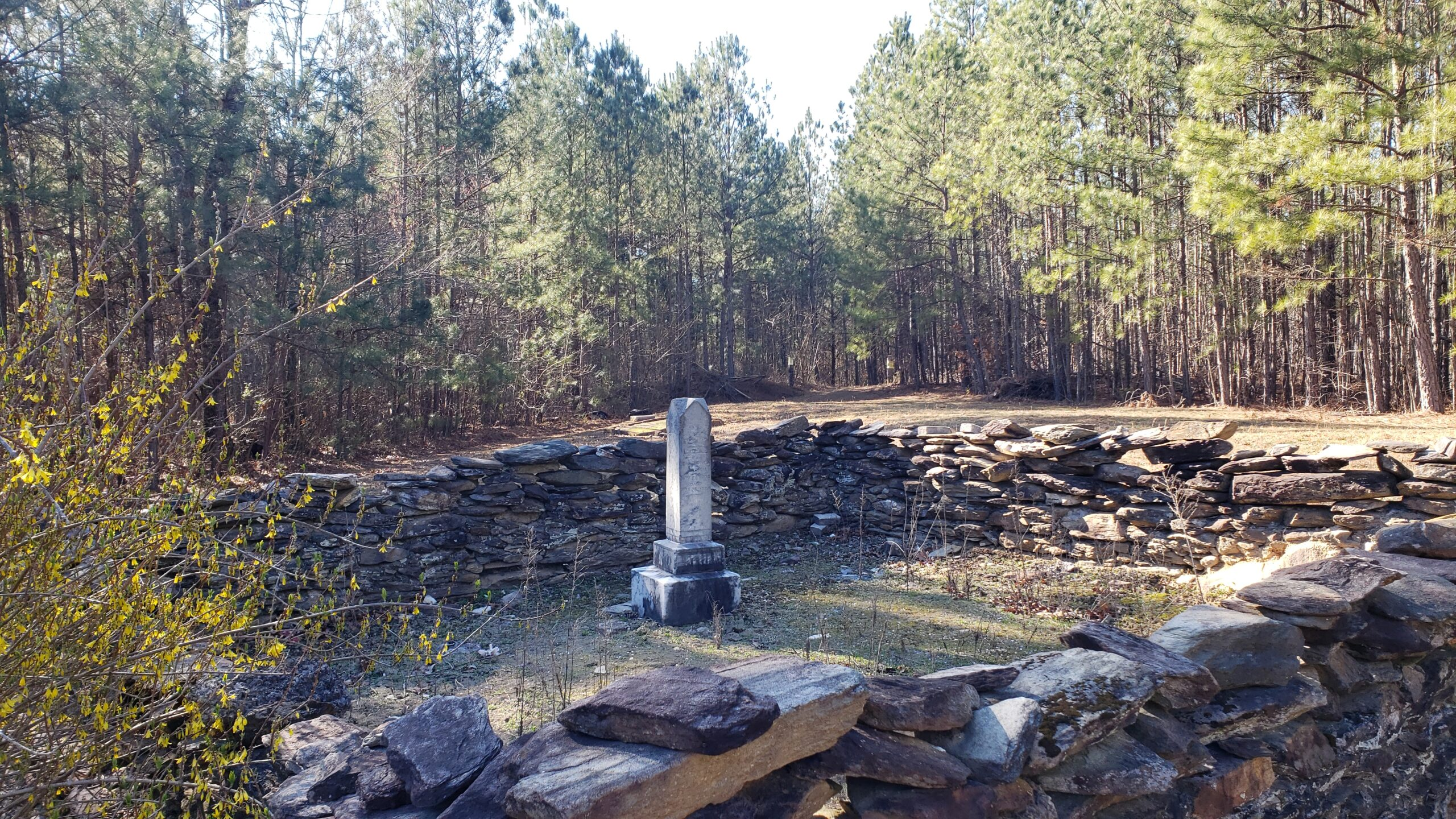 Latham Cemetery  - Haralson County