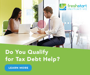 New Year FRESH START – Resolve IRS Tax Issues Now!