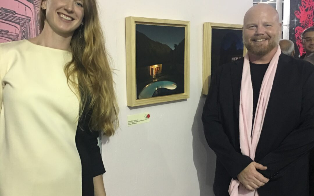 14C Juried Show artists featured at JCAST HQ