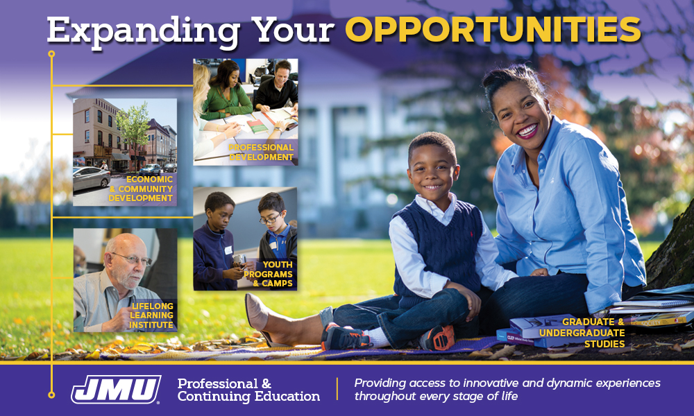 JMU Professional & Continuing Education