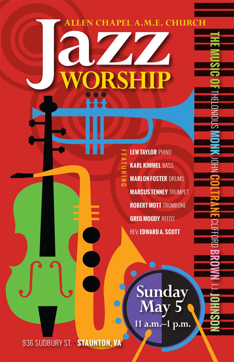 Jazz Worship   Allen Chapel AME Church
