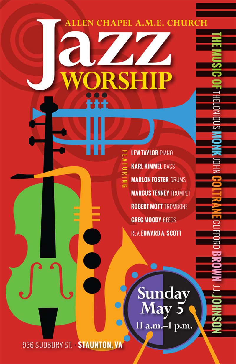 Jazz Worship | Allen Chapel AME Church