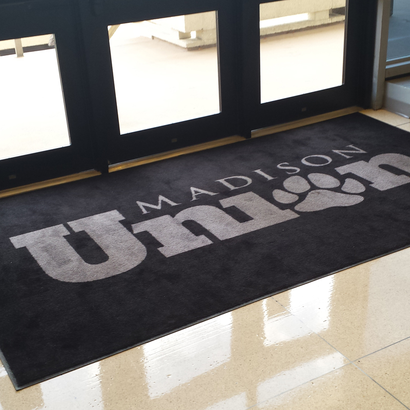 Madison Union welcome mat