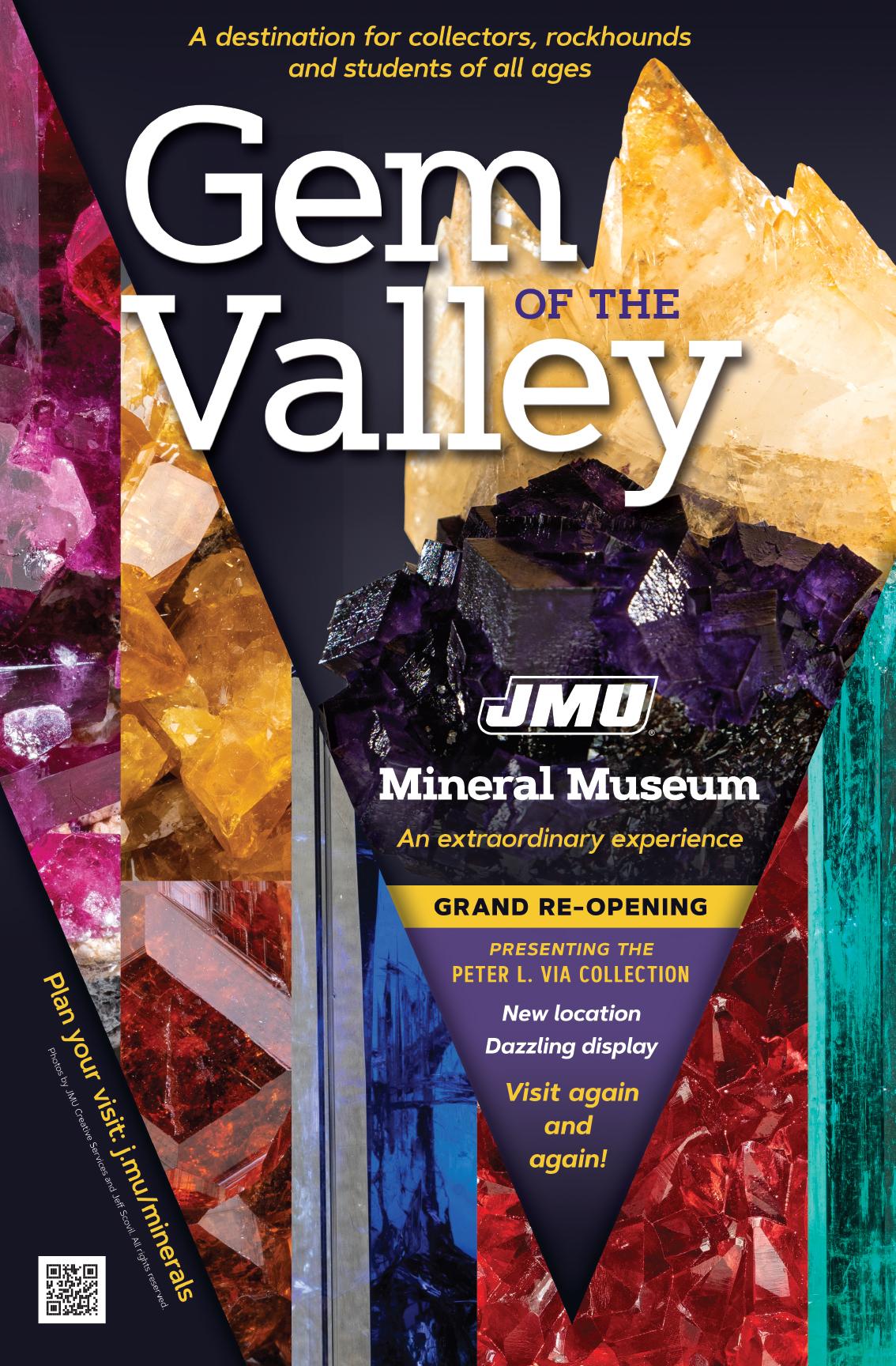 JMU Mineral Museum