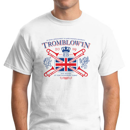 Tromblow'in 2019 T-shirt Design