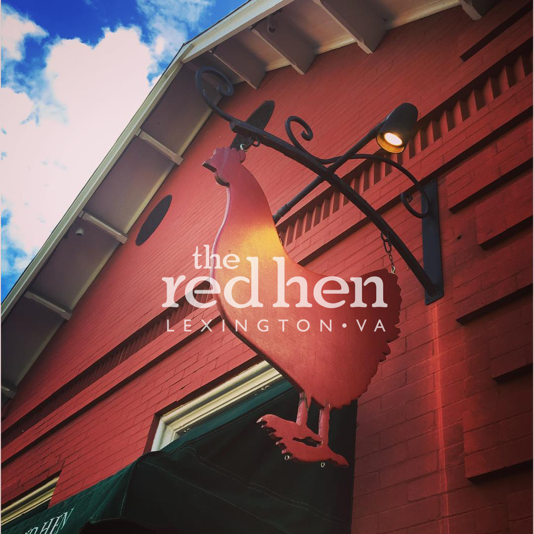 Yes, THAT Red Hen.