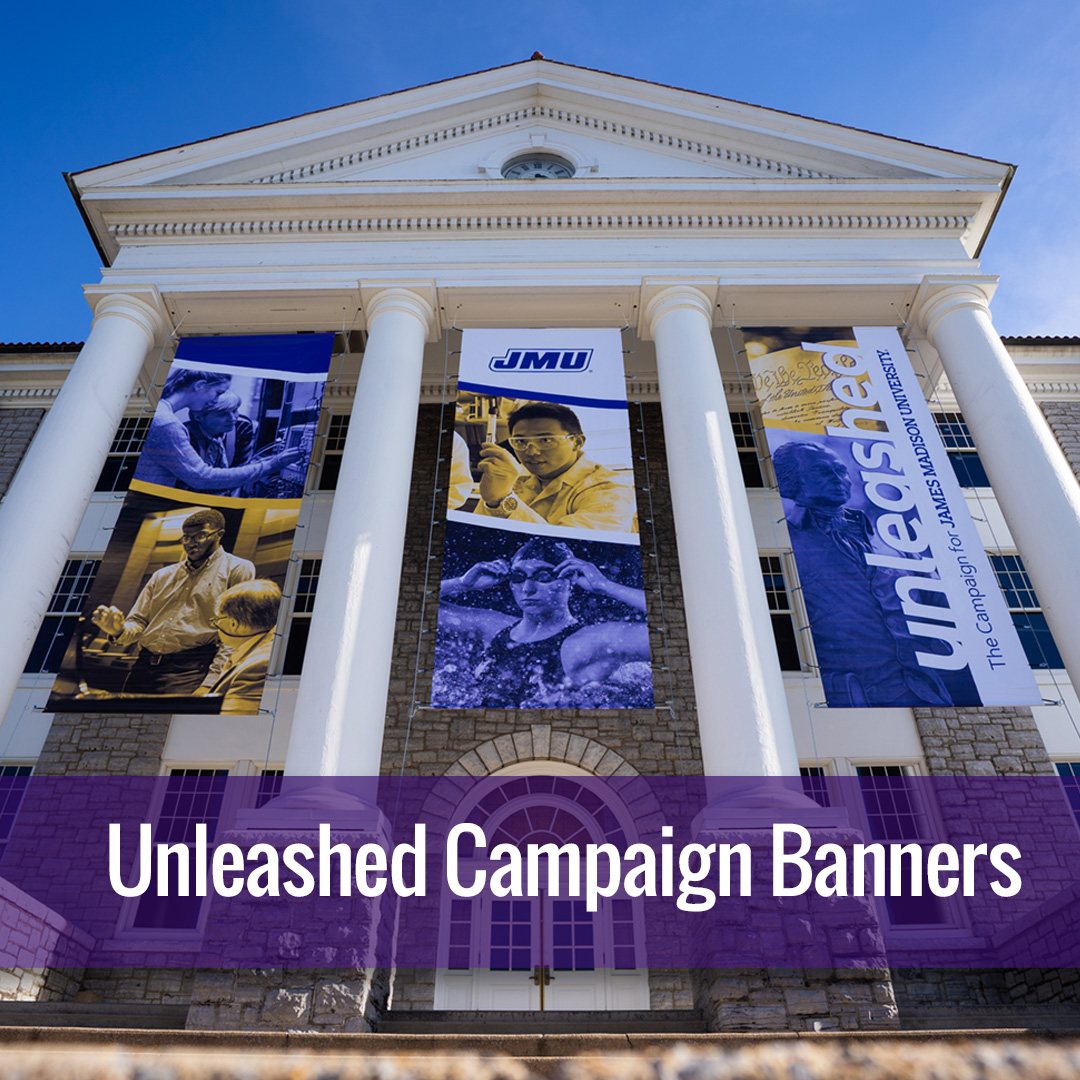 Unleashed Campaign Banners