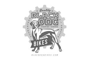 Black Dog Bikes logo
