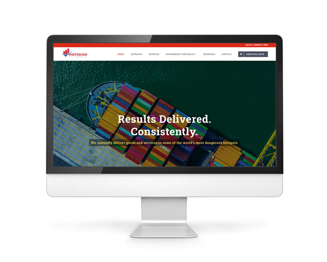 See this site live at Whitehandglobal.com