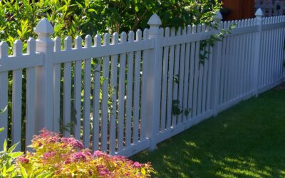5 Ways a Fence Improves Your Yard