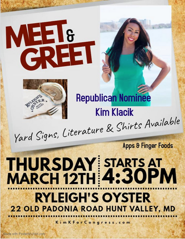 Baltimore County Meet & Greet
