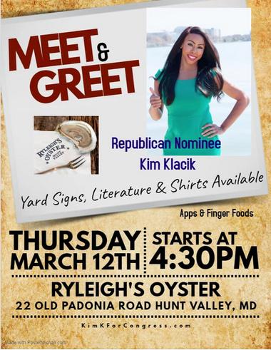 Baltimore County Meet & Greet