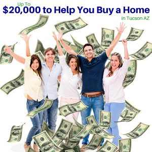 info for Pathway to Purchase Down Payment Assistance Program in Tucson AZ