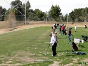 Reid Park Golf Driving Range