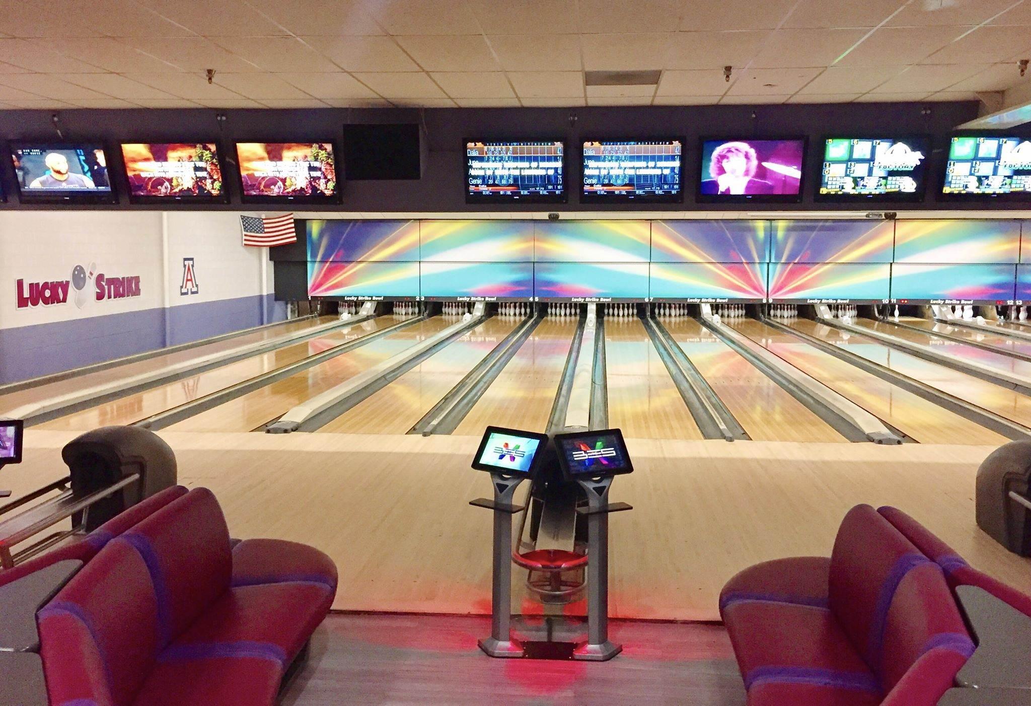 Tucson Bowling Lanes