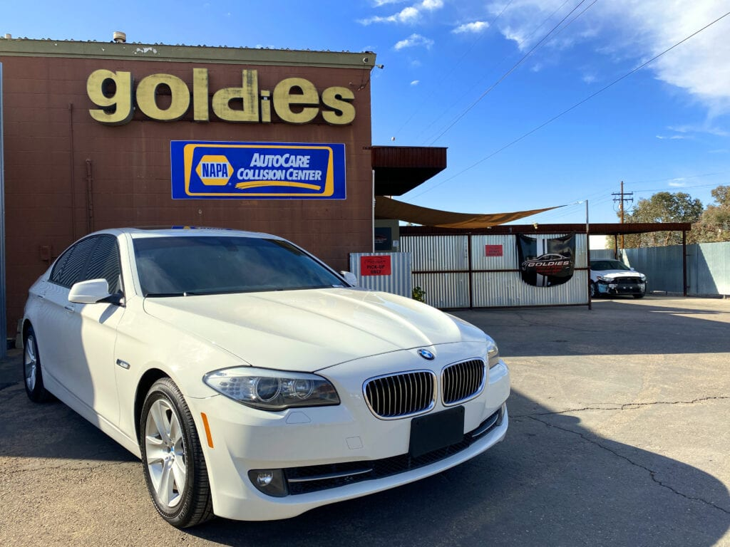 Goldie's Paint and Repair