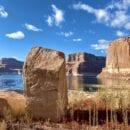 Lake Powell Canyons are Amazing to Hike Photo by Tony Ray Baker