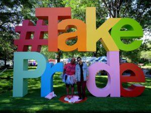#TakePride