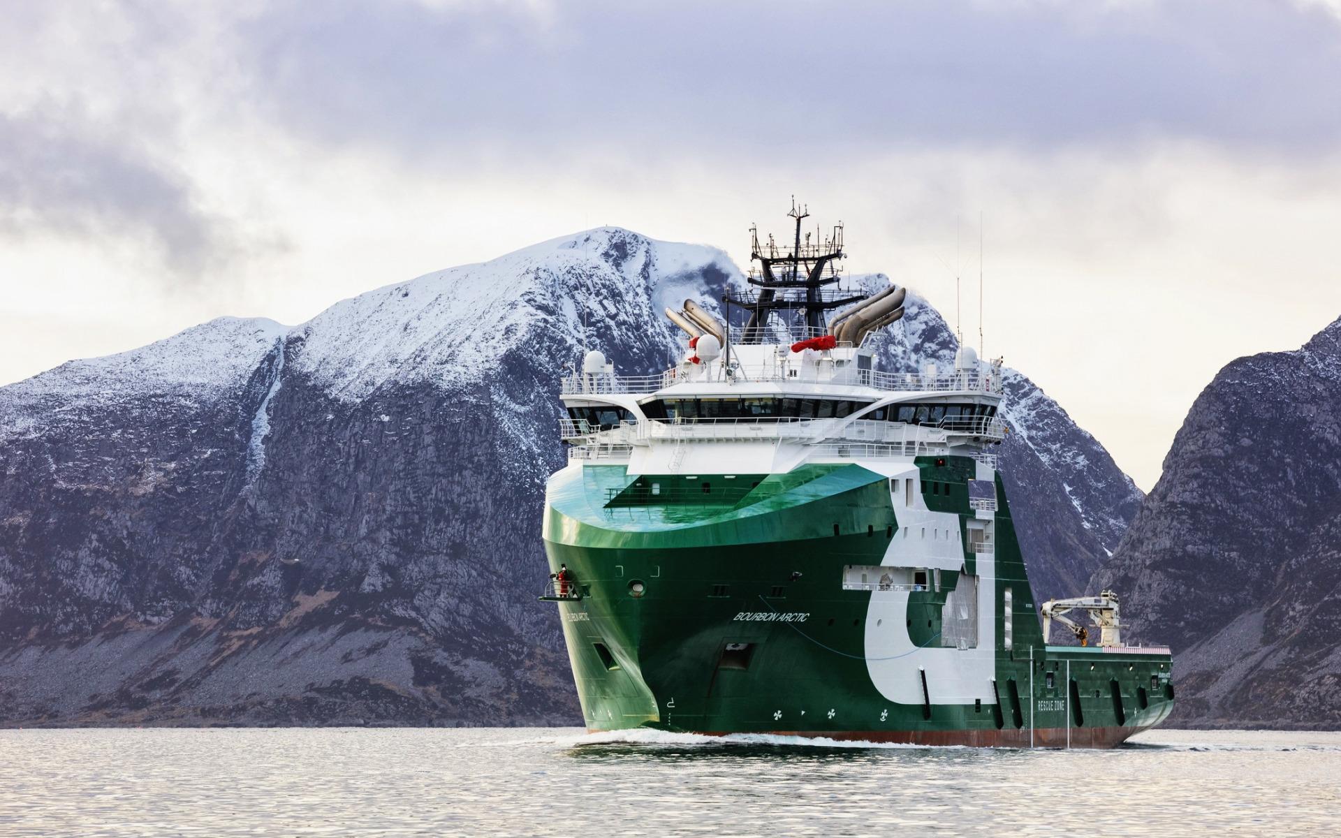 bourbon-arctic-port-ahts-vessel-offshore-supply-ship