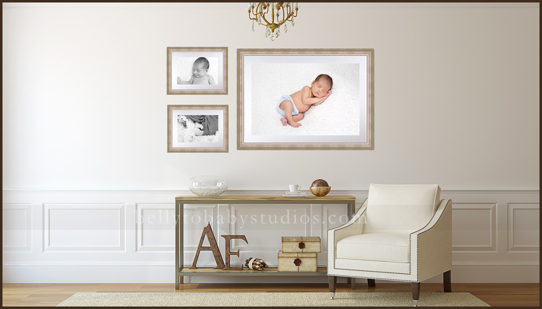 Your Newborn and Family Portraits