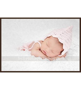 Houston Baby Girl Portraits