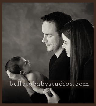 Houston newborn and family portraits