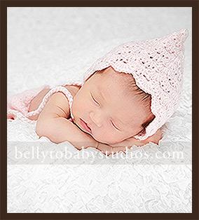 Newborn Photographers in Houston