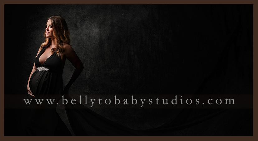 Houston Maternity Portrait Photographer