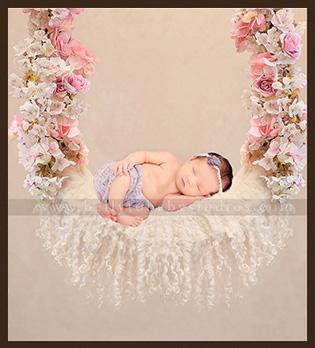 Newborn photography in Houston