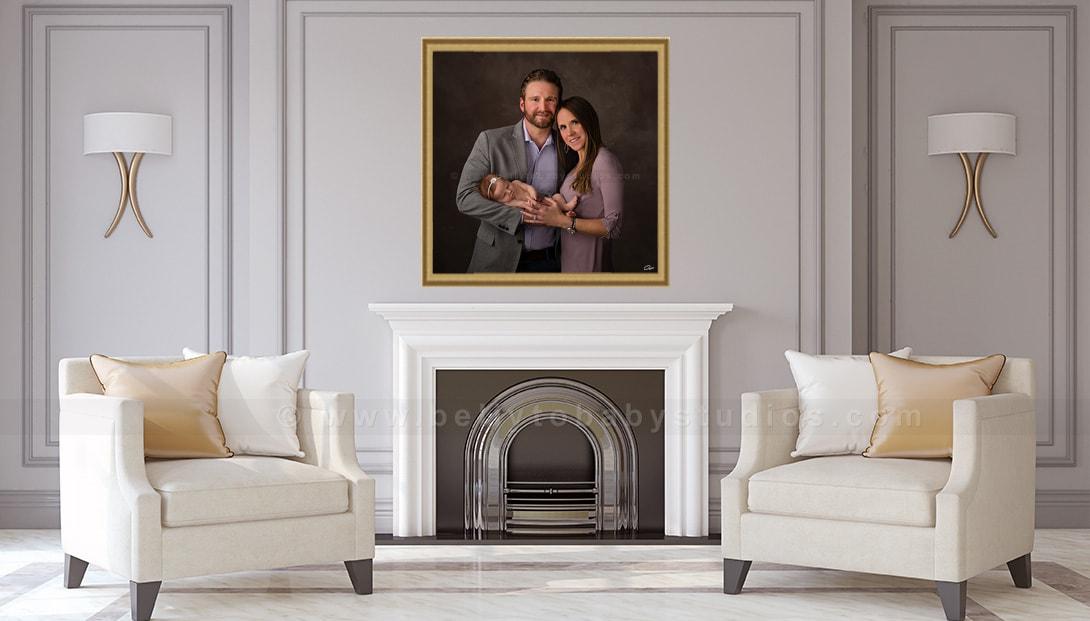 Investment for Family Portrait photographer Houston