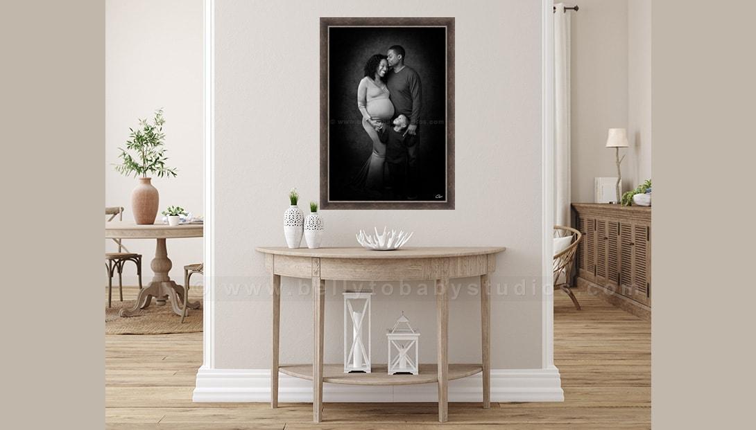 Maternity Family Photography in Houston