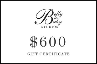 Gift Certificate Newborn Maternity Family Photography