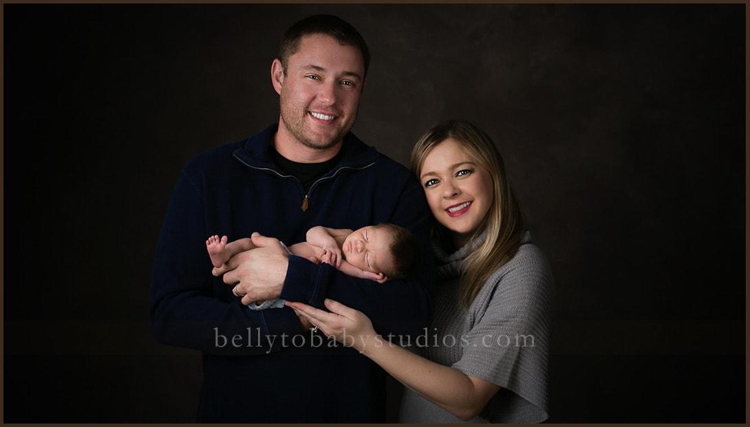family portraits Houston