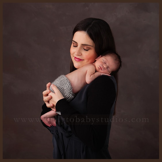 Houston Newborn and Family Portraits