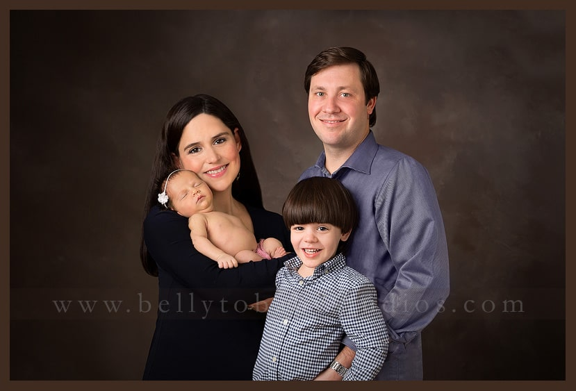 Family and Newborn Photographer in Houston