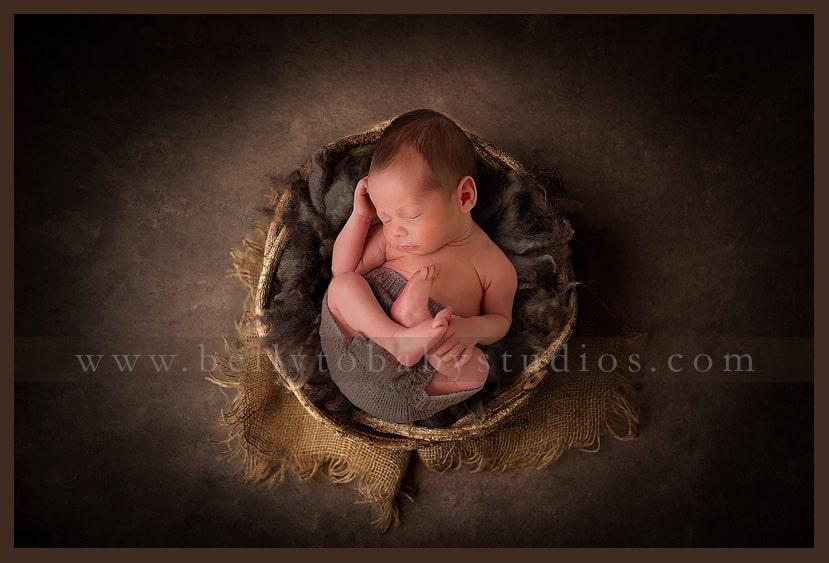 Newborn Baby Photographer in Houston