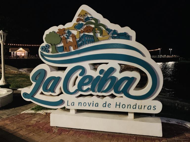 Camp Counselors Trip to La Ceiba