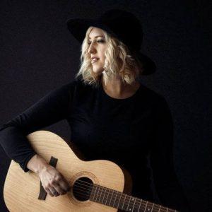 Justine Vandergrift, singer-songwriter