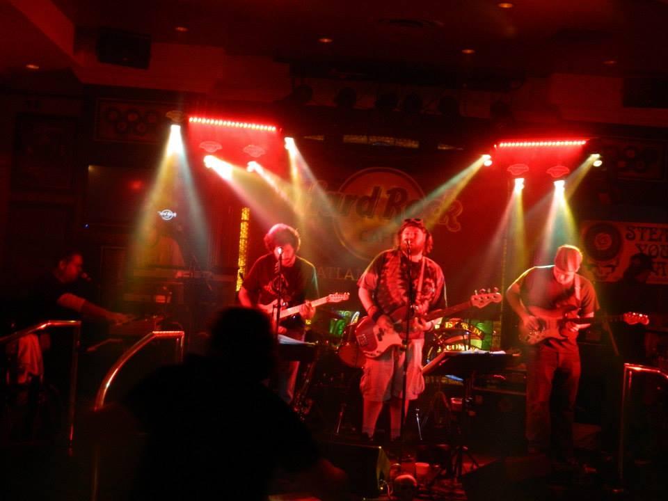 Hard Rock 10-31-13