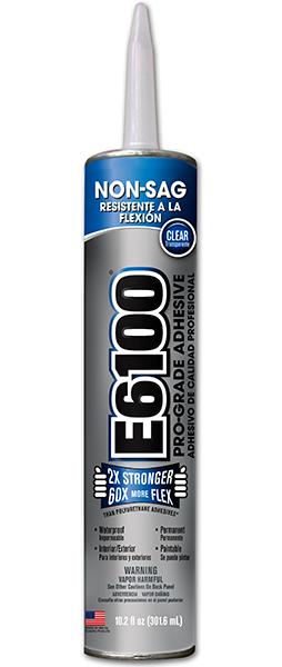 E6100 Adhesive