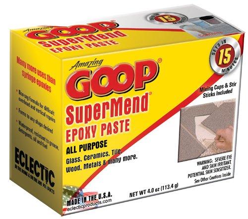 Supermend Epoxy Paste